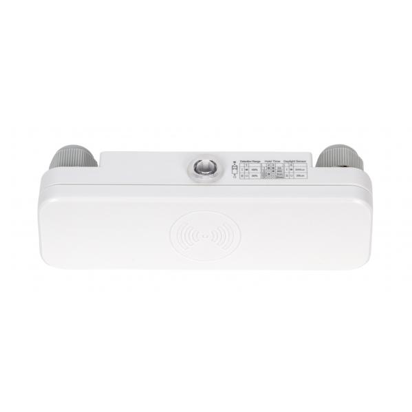 Sensor Movimiento Move Iv Ip65 Blanco 11,5x2,5x3,5