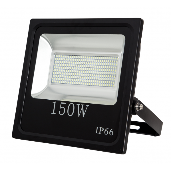 Proyector 150w 6500k Led Smd Quiron 12000lm 120º 32x32x7