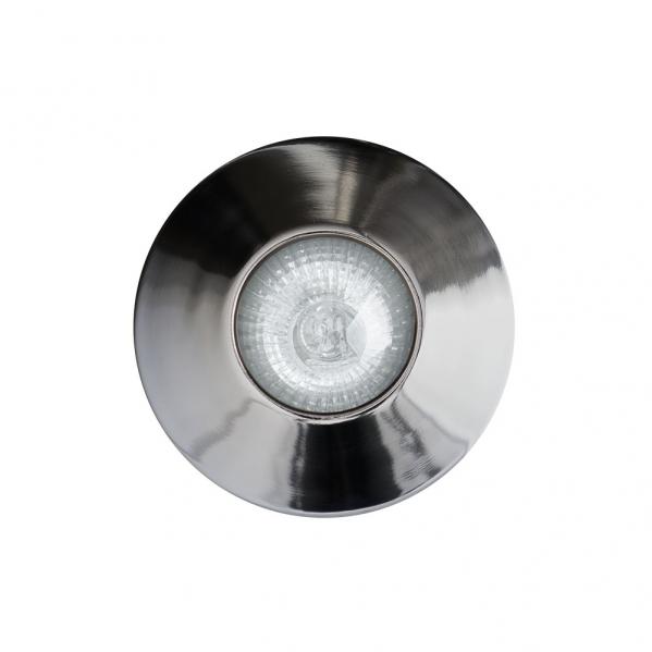 Empotrable Trenza 1xgu10 Cromo 9d