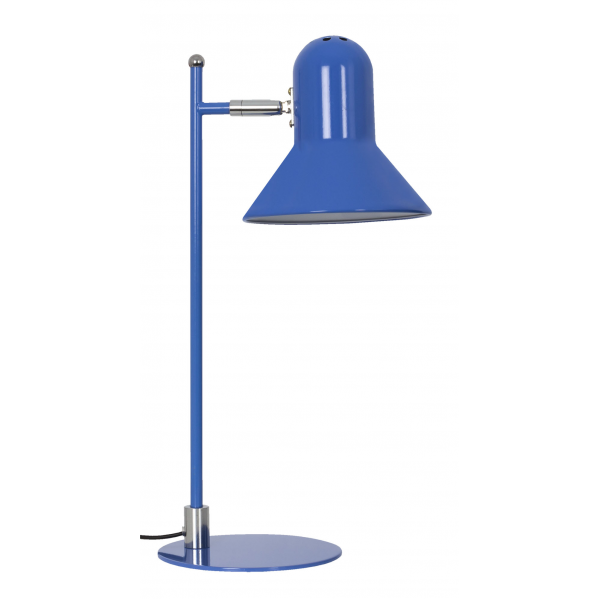 Flexo Corinto 1xe27 Azul 40x22x14